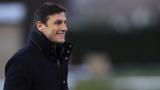 Хавиер Санети: Мислите ни са насочени към класиране в Шампионската лига