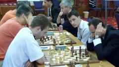 Трета победа за шахматистите на европейското в Гърция