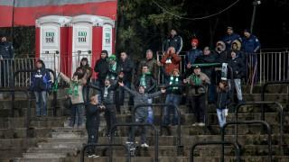 Фенове на Лудогорец: Подиграват ни се, защото на нашите мачове няма хулигански прояви