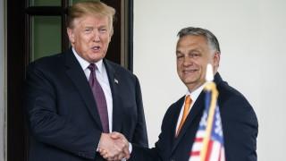 Орбан обсъждал с Тръмп закупуване на ракети от САЩ и газ от Черно море