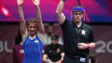 Евелина Николова с четвърти медал за България на Европейското първенство по борба