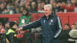 Юп Хайнкес: В съблекалнята няма еуфория след жребия в Шампионската лига