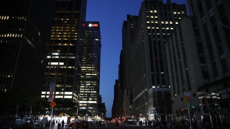 Авария остави на тъмно 45 000 души в Ню Йорк