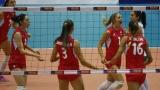 Три от три за българските волейболистки по пътя към Евроволей 2017