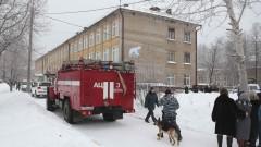 15 ранени при нападение с нож в училище в Русия