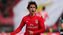 """Новият """"диамант"""" на Бенфика: Иска да играя в един отбор с Кристиано Роналдо"""