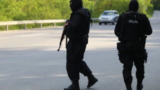 Спецакция в град Гоце Делчев и в село Абланица