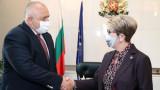 Борисов настоява за открит и прагматичен диалог пред руския посланик у нас