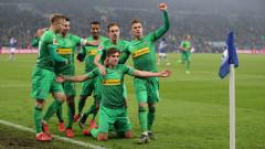 Гладбах пречупи Шалке в края и измести Байерн от второто място в Бундеслигата