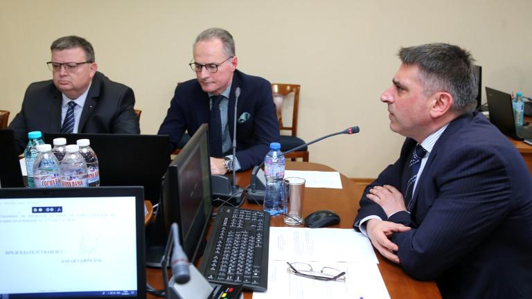 Данаил Кирилов пита Конституционния съд за разследването на тримата големи в Темида
