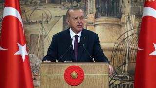 Ердоган: Ще изградим бъдещето си заедно с Европа