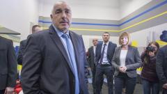 """""""Господин Борисов за пореден път доказва, че е съпричастен към спорта"""""""