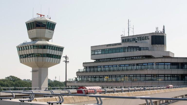 Как коронавирусът направи излишно най-натовареното летище в Берлин