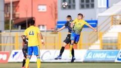 Борислав Цонев не игра при тежка загуба на Интер (Запрешич)