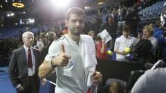 Григор Димитров: Познавам добре играта на Гофен