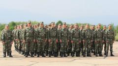 Армията търси 185 войници за Сухопътните войски