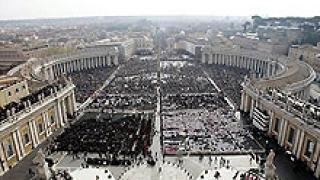 Сближение предприеха Иран и Ватикана