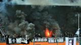 Без арести след бомбите, факлите и откъснатата ръка в Дербито на Пловдив!