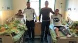 Оперираха контузените играчи на Берое Георги Ангелов и Вандерсон