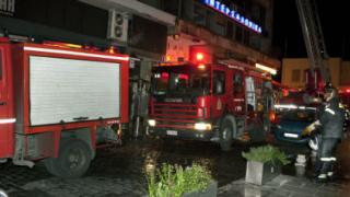 В Солун избухнаха бомби в офисите на трима политици