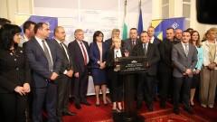 Цветанов не защитил премиера и кабинета от критиките на левицата