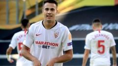 Серхио Регилон може да се счита за футболист на Тотнъм