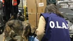 Над 3550 фалшиви стоки са иззели български митничари
