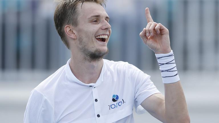 Играещият за Казахстан руснак Александър Бублик постигна един от най-големите