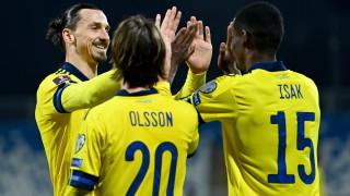 Тежък удар за Швеция - Златан Ибрахимович аут от Европейското