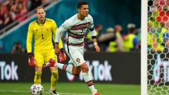 Унгария ядоса Роналдо и пое три късни удара от Евро шампиона