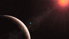 Астероид се цели в Земята