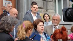 Имаме сигурни 200 хиляди гласа, убедени Дончева и Спасов