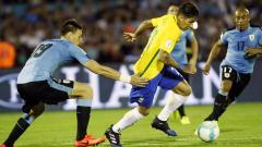 Бразилия изнесе лекция на Уругвай в Монтевидео (ВИДЕО)