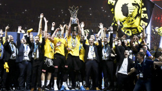АЕК триумфира в Шампионската лига