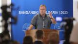 Каракачанов призова за диалог в обществото без да се вади нож