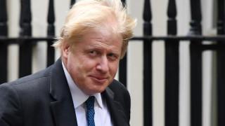 """Борис Джонсън обяви за """"безумно"""" предложението за  митническо партньорство с ЕС"""