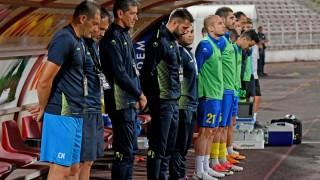 Пореден футболист избяга от неразбориите във Верея