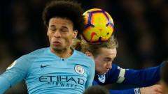 Манчестър Сити приема Шалке 04 в мач-реванш от осминафиналите на Шампионската лига