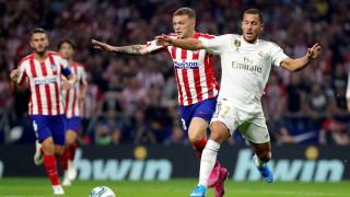 Атлетико (Мадрид) - Реал (Мадрид) 0:0