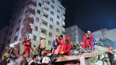 Расте броят на загиналите при инцидента с падналата сграда в Истанбул