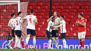 Англия затвърди превъзходството си в група I