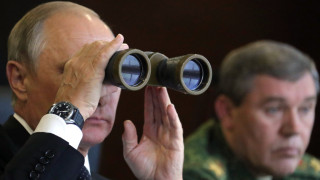 Топ генерали на Русия и НАТО обсъдиха Сирия и военната дейност в Европа