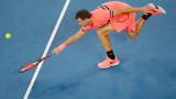 Край на мечтата за нов полуфинал, Гришо отпадна от британеца Едмънд
