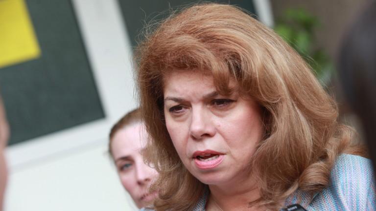 Илияна Йотова: Правителството продължава да не разбира исканията на протеста