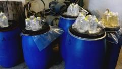 600 литра нелегален алкохол задържаха митничари