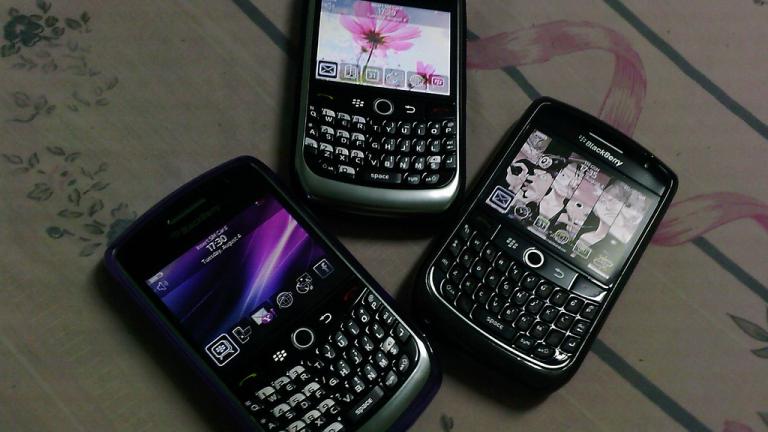BlackBerry се възражда отново