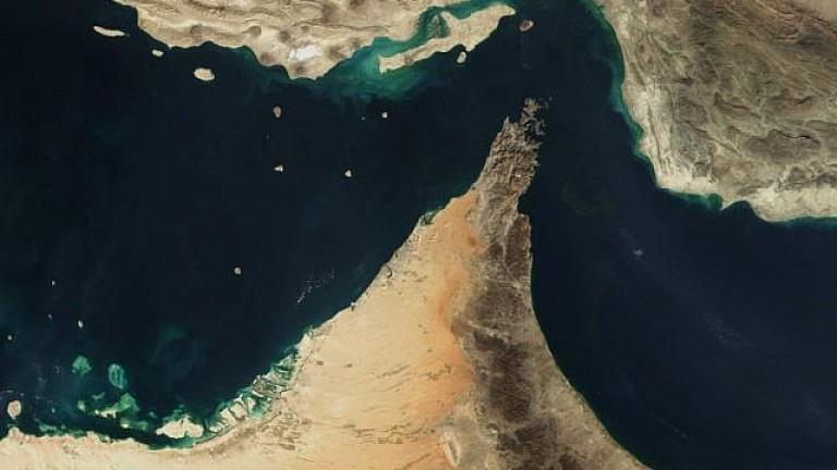 Иран отсече: Ормузкият проток е за всички или никой няма да го използва