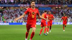 Резервите на Англия се преклониха пред тези на Белгия и заеха второто място в Група G