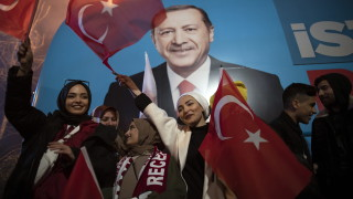 Ердоган: Ще приемем изборните резултати