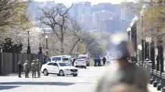 Блокираха Капитолия заради нападение, има загинал полицай